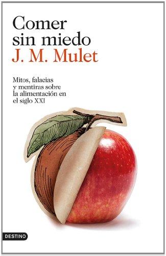 """Libro """"Comer sin miedo"""""""