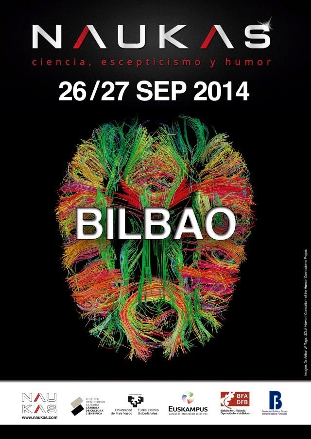 Naukas Bilbao 2014