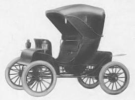 Automovil eléctirco de 1908 Fritchle Victoria