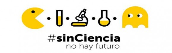 Logo #sinciencia