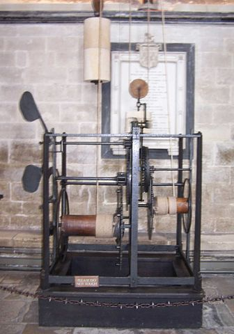 Salisbury Clock